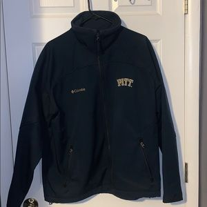 Columbia University of Pittsburgh jacket